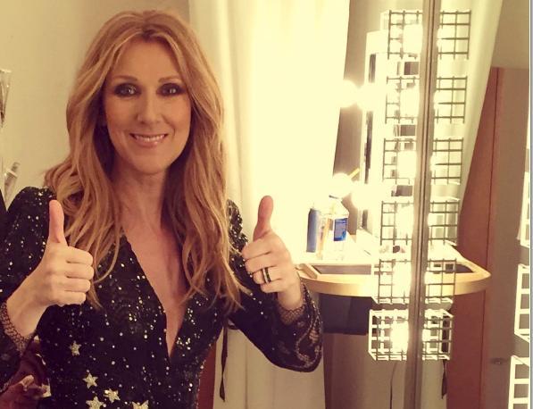 Celine Dion Pose Completement Nue